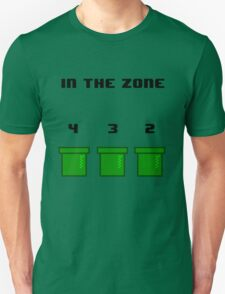 In The Zone (Black Text) T-Shirt
