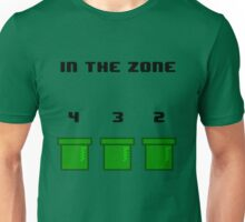 In The Zone (Black Text) Unisex T-Shirt