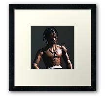 Rodeo - Travis Scott (2) Framed Print