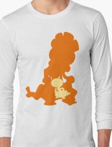 PKMN Silhouette - Scraggy Family Long Sleeve T-Shirt