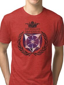 Crystal Empire Coat of Arms Tri-blend T-Shirt