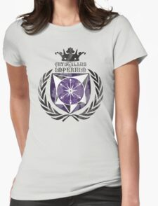 Crystal Empire Coat of Arms Womens Fitted T-Shirt