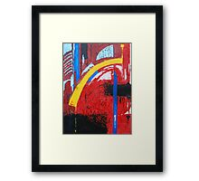 2012-08 (03) Framed Print