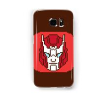 Pixel Ratchet [IDW] Samsung Galaxy Case/Skin