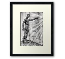 Eleventh Hour Framed Print