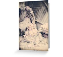 dolls  Greeting Card
