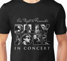 BILLY JOEL CONCERT Unisex T-Shirt