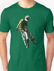 Mountain Biker v.1 Unisex T-Shirt
