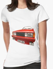VW Scirocco Womens Fitted T-Shirt