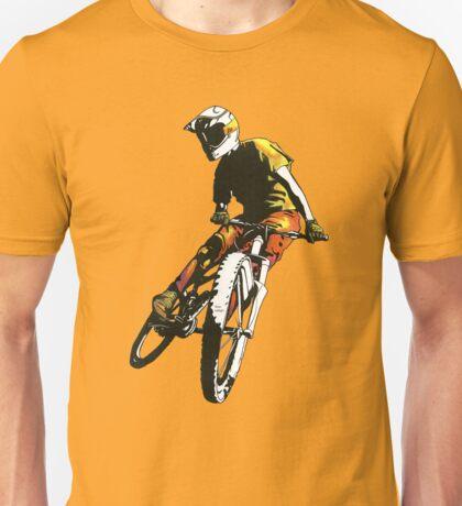 Mountain Biker v.2 Unisex T-Shirt