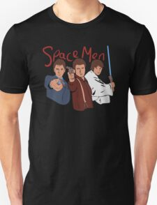 Space Men T-Shirt