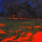 Park Nocturne by Randall Talbot