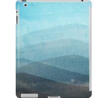 Aquamarine iPad Case/Skin