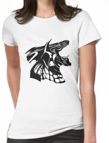 Bahamut Womens Fitted T-Shirt