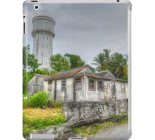 Water Tower in Nassau, The Bahamas | iPad Case iPad Case/Skin