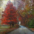 Red Peace by Cheryl Tarrant