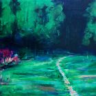 Dark Treeline by Randall Talbot