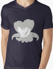 PKMN Silhouette - Minccino Family Mens V-Neck T-Shirt