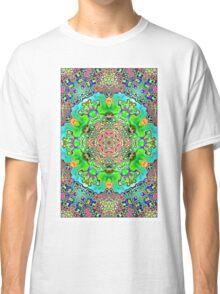 Psychedelic Panda Classic T-Shirt