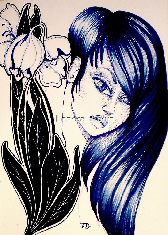 Idaho Blue by Lenora Brown