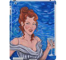 Good Time Girl iPad Case/Skin