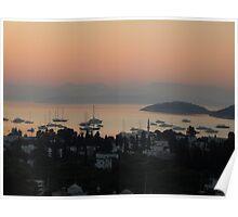 Sunrise @ Turkbuku Poster