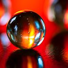 Marbles reflections by Jérôme Le Dorze