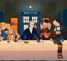 Last Tea & Biscuits - Doctor Who by tinywonder