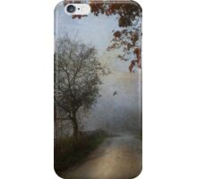 This Familar Road iPhone Case/Skin
