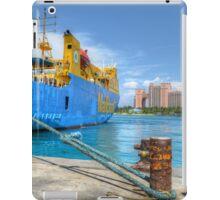 Bahamian MailBoat | iPad Case iPad Case/Skin