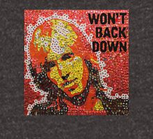 The Won't Back Down Tom - Bottle Cap Mosaic Unisex T-Shirt