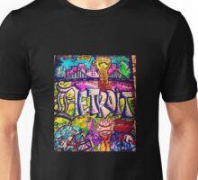 Detroit Pride Unisex T-Shirt
