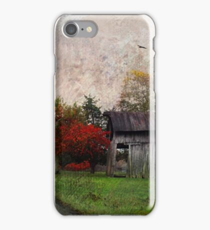 Just a Little Push - Just a Little Wind iPhone Case/Skin