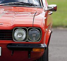 Ford Capri by Martyn Franklin