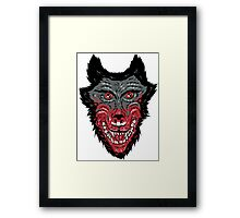Gorehound Framed Print