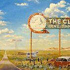 The Clock by Roman Scott