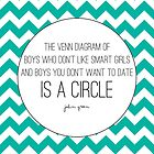 Venn Diagram Quote by laurenschroer