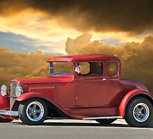 1930 Model A Coupe by DaveKoontz