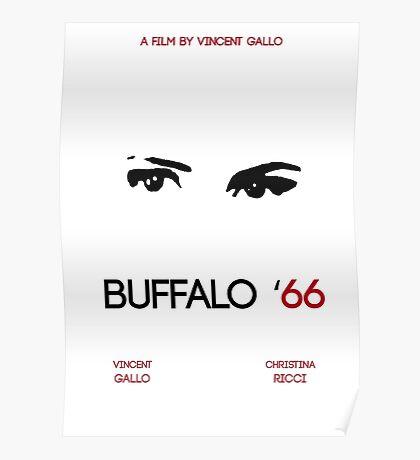 Buffalo '66 Alternate Film Poster Poster