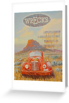 Wrecks by Roman Scott