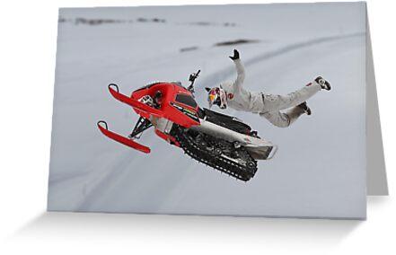Snowmobile Tricks by Patricia Jacobs CPAGB LRPS BPE4