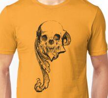 gothic skull Unisex T-Shirt