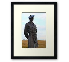 Remember The Fallen Framed Print