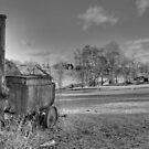 Tar Boiler by Dave Godden