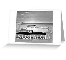 nostalgia I Greeting Card