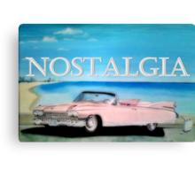 nostalgia II Canvas Print