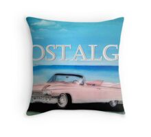 nostalgia II Throw Pillow