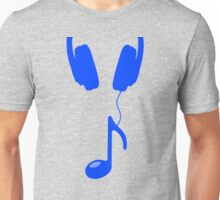 headnote blue Unisex T-Shirt