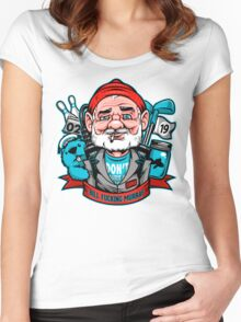 Bill Effing Murray Women's Fitted Scoop T-Shirt
