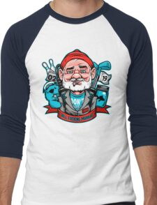 Bill Effing Murray Men's Baseball ¾ T-Shirt